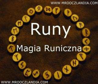 Runy, Bindruny i Magia runiczna w Portalu Mrooczlandia [Magia, Runy, Zioła, Wampiry]
